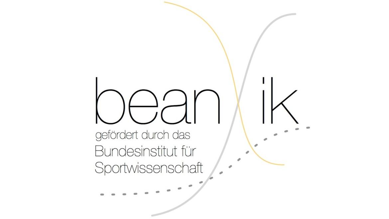 Beanik Logo (Gefördert durch das Bundesinstitut für Sportwissenschaften) (c)