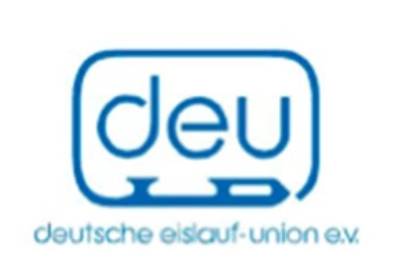 Logo: deutsche Eiskunstlauf Union e.V.